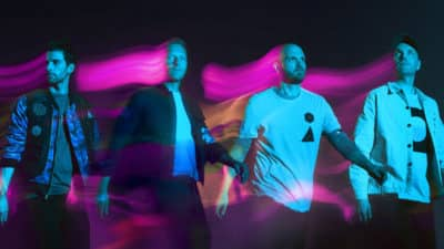 Coldplay Higher Power image du single